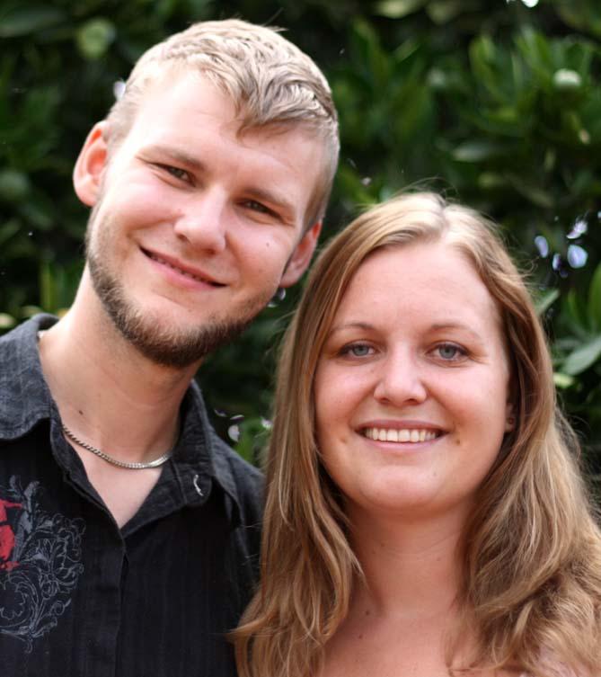 Henrik och Maria Herza